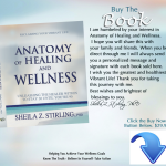 Anatomy of Healing and Wellness Book